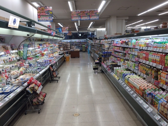 Rory's Veggie Views (Vol.5) Is it difficult to shop successfully in Japanese supermarkets?